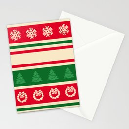 Merry Christmas 2 Stationery Cards