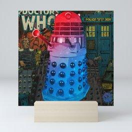 Exterminate! Mini Art Print