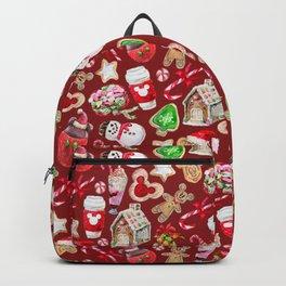 Christmas Snack Goals Backpack