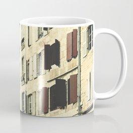Pastel façades Coffee Mug