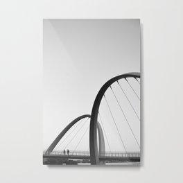 Quay Metal Print