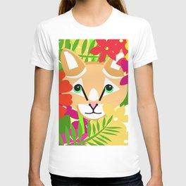 Rousseau's Cat T-shirt