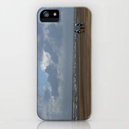 Noordwijk Beach  iPhone Case
