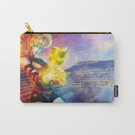 Vagenda Commission #2 (Monori Rogue) Carry-All Pouch