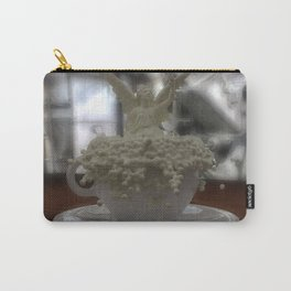 Literal Latte Art Carry-All Pouch