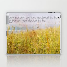 The Only Person Laptop & iPad Skin