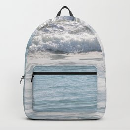 TEXTURES -- Surf   at San Clemente Backpack