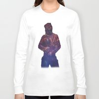 starlord Long Sleeve T-shirts featuring Starlord, Legendary Outlaw? by ItsSabYo