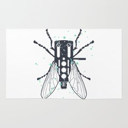 Cartridgebug Rug