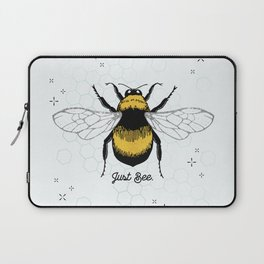 Just Bee. Laptop Sleeve