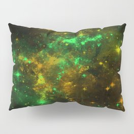 Infinite Universe Pillow Sham