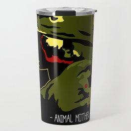 Animal Mother Travel Mug