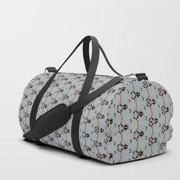 Alien Batik Duffle Bag