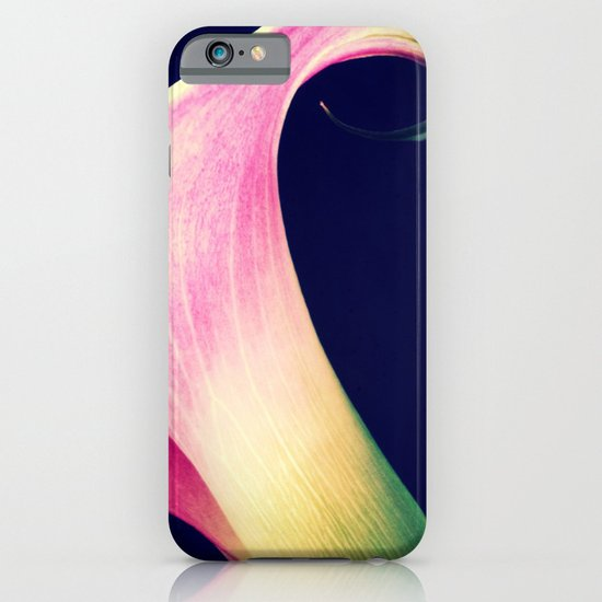 Calla Lily - iPhoneography iPhone & iPod Case