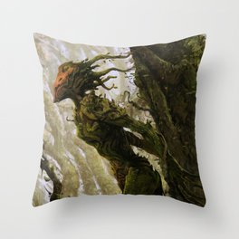 Scavenger Heroes series - 5 Throw Pillow