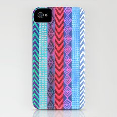 PATTERN {Peru Stripe} iPhone (4, 4s) Slim Case