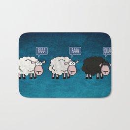Bored Sheep Bath Mat