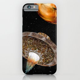Mother Ship iPhone Case