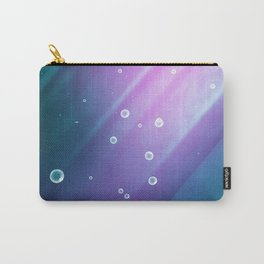 Mermaid Thoughts   Abstract Carry-All Pouch