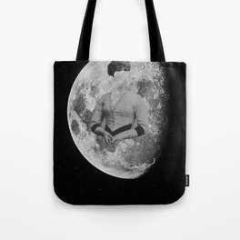 space face Tote Bag