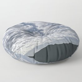 """Sunrise Horizon 3"" by Murray Bolesta! Floor Pillow"