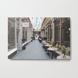 All about cheese Metal Print