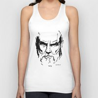 greek Tank Tops featuring Greek by Eddie Maurer