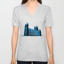 Cathedral Unisex V-Neck