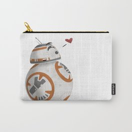 Droid Kisses Carry-All Pouch