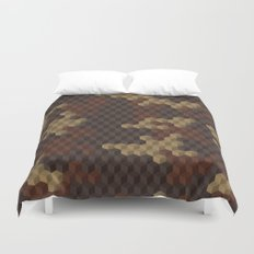 CUBOUFLAGE LUXE Duvet Cover