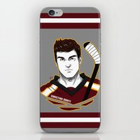 christian iPhone & iPod Skins featuring Christian Marti by Kana Aiysoublood