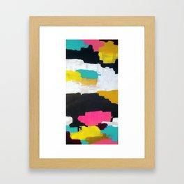 Adverse Unity Framed Art Print