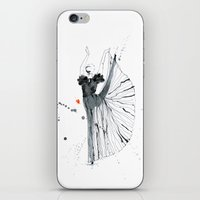 dancer iPhone & iPod Skins featuring dancer*** by youdesignme