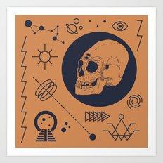37 Latitude Art Print