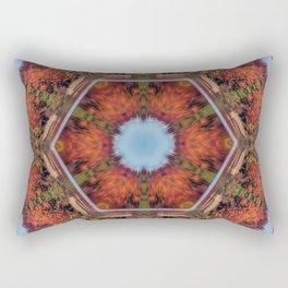 Art - Automne Rectangular Pillow