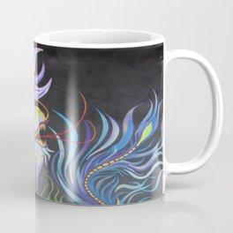 Bright and Vivid Chinese Fire Dragon Coffee Mug