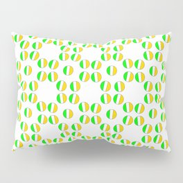 flag of ireland 7 -ireland,eire,airlann,irish,gaelic,eriu,celtic,dublin,belfast,joyce,beckett Pillow Sham