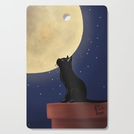 Moonlight Cutting Board