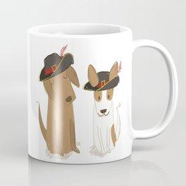 Bad Musketeers Coffee Mug