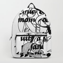The Serpent Backpack