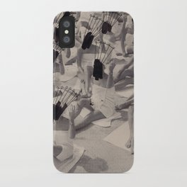 no god squad iPhone Case