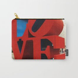 Love Sculpture - NYC Carry-All Pouch