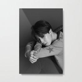 Jimin / Park Ji Min - BTS Metal Print