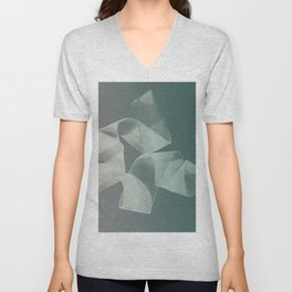 Abstract forms 15 Unisex V-Neck