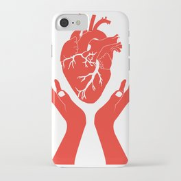 Valuable Heart - Colorful artwork iPhone Case