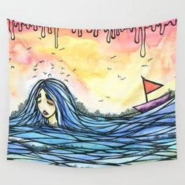 Sink'n'Swim Wall Tapestry
