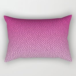 Reptile Texture Pattern Rectangular Pillow