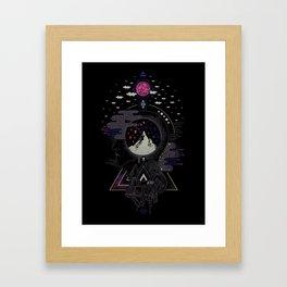 Hyper Dreamer Framed Art Print