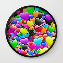 differences Wall Clock