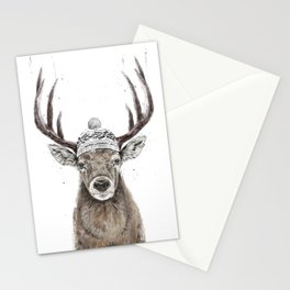 Let's go outside Stationery Cards